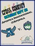 WHS Cross Country at Apopka Invitational