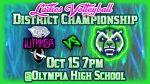 Live Stream Girls Volleyball District Championship Click to View