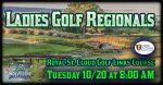 Girls Golf Regional Tournament