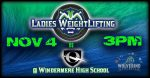 Girls Weightlifting vs Olympia