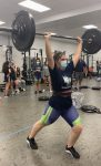 Girls Weightlifting Vs. Olympia