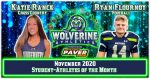 Athlete of the Month Sponsored by CF Paver Pros