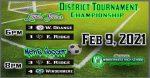 Soccer District Tournament Finals
