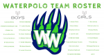 WATERPOLO ROSTER
