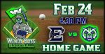 Baseball vs Eustis