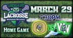 Boys Lacrosse vs Ocoee