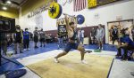 Amer Amer Wins State in Boys Weightlifting