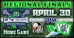 Boys Lacrosse vs Winter Park Regional Finals