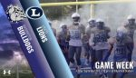 Washington BULLDOGS  vs Lovett LIONS Friday, September 18, 2020 @ 7:30pm