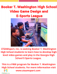 BTW – E-Sports League (Video Game Design)