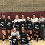 Varsity Volleyball wins Silver Bracket at Hillsboro Tournament