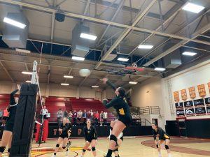 Riverhawk Volleyball vs Pendleton 9/24/19