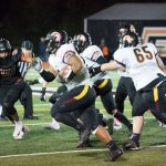 Riverhawk Football Players Slected to the Tri Valley All League Teams