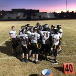 Frosh/JV Football Team Defeat Madras 38-16