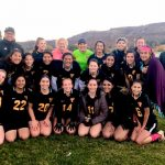 Girls Varsity Soccer defeat Redmond 2 – 0