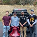 Riverhawk Victory Bell Repaired by High School Welding Class