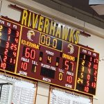 Riverhawk Boys Varsity Basketball Defeats Dallas 60 – 57