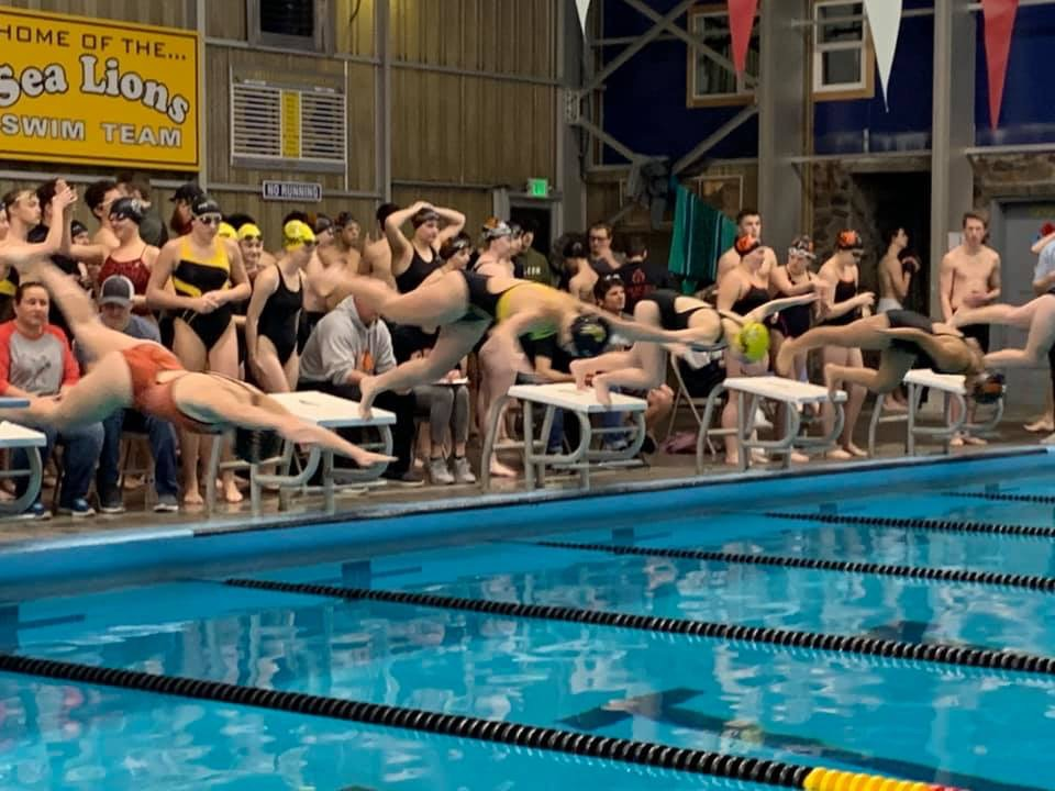 Riverhawk Swimmers Place 2nd & 3rd at the River City Meet