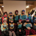 Riverhawk Ski Team Action at Timberline