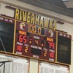 Boys Varsity Basketball falls to Pendleton 79 – 65