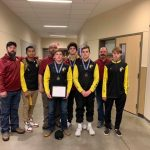 Riverhawk Wrestling Team State Meet Qualifies