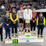 Dusty Dodge Places 5th at State Wrestling Meet