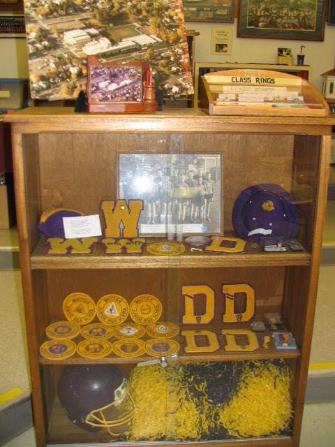 The Dalles School District Archive Museum