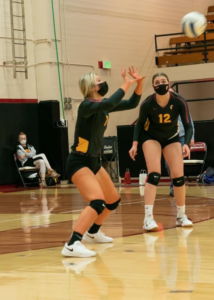Varsity Volleyball @ Redmond Friday 3/26 Live Link