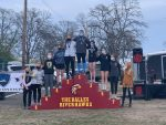 Riverhawk Boys & Girls Cross Country Place 2nd at District Meet.