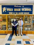 RIVAL VISITS FIKE