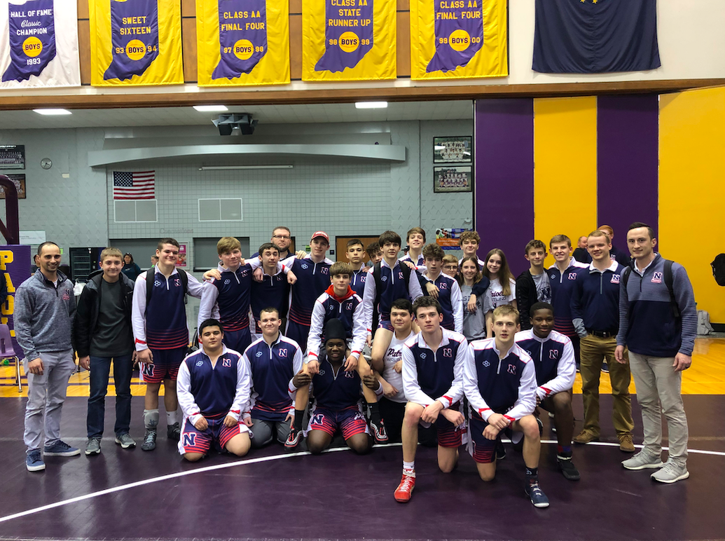 THN Wrestling Wins Paoli Invite