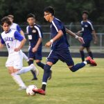 Boys Varsity Soccer beats Lake City 6 – 3