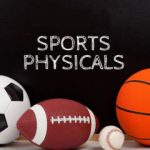 Athletic Physicals – June 3 & 4