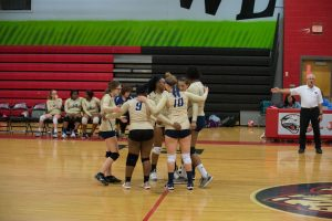 BCHS Volleyball vs. Ridgeland-Hardeeville 8-27-19