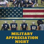 Military Appreciation Night This Friday!