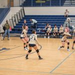 BC Volleyball vs. Wade Hampton 9-19-19