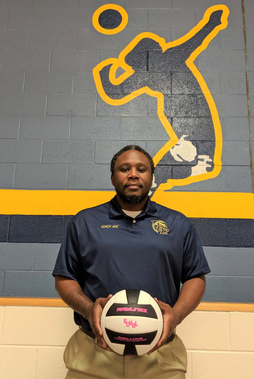McCullough Selected to Coach in North/South All-Star Volleyball Match