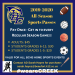 All-Season Sports Passes On Sale Now!