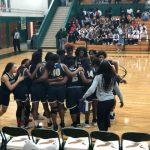 Girls Varsity Basketball falls to Beaufort
