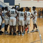Boys JV Basketball falls to Colleton County