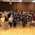 Creek Athletes Giving Back