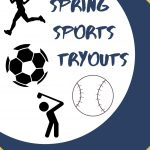 Spring Sports Tryouts Start Monday!