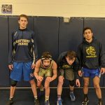 Four Creek Wrestlers Heading to the State Championship