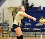 Battery Creek records 61 aces, dominates North Charleston, 3-0