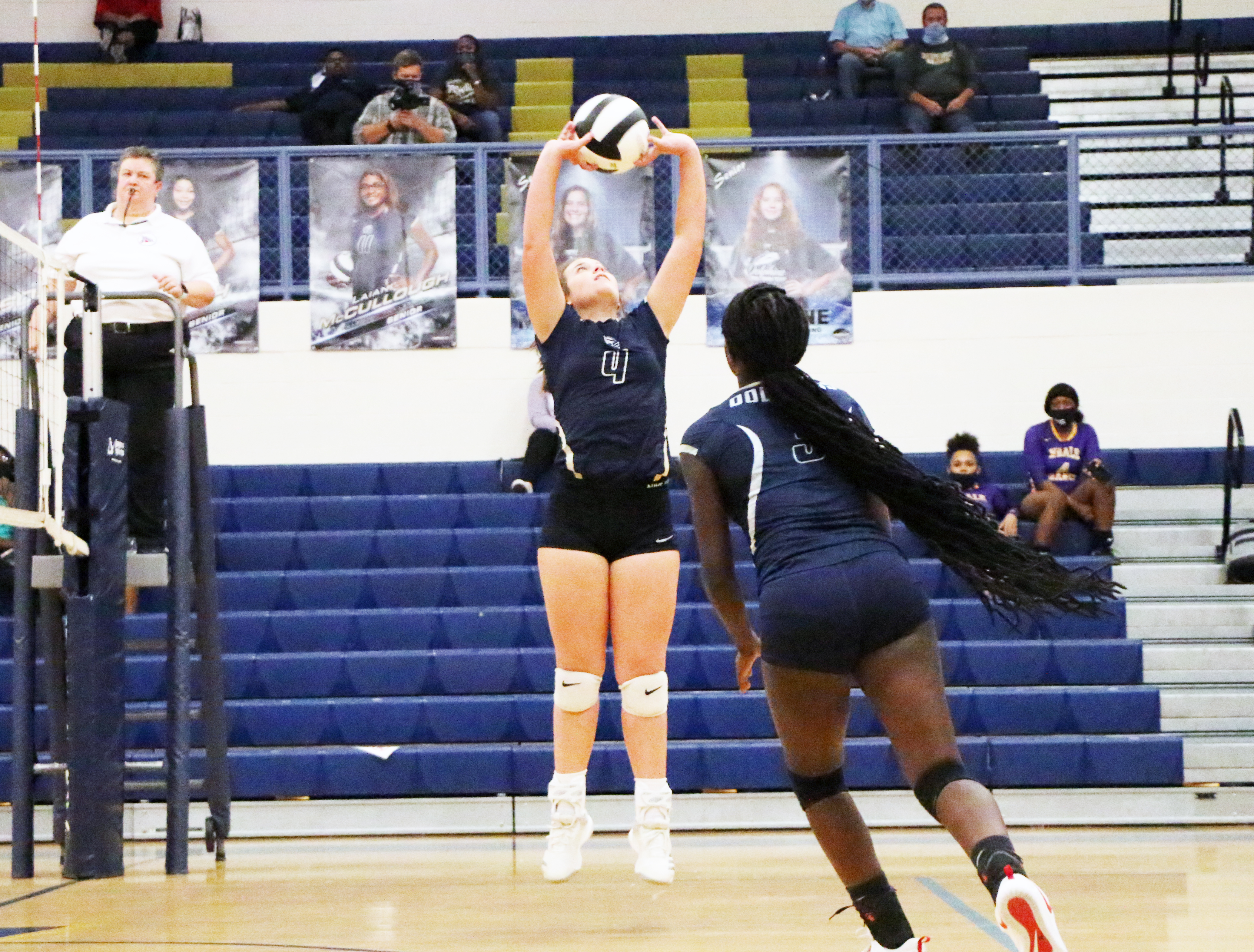 Dolphins sweep tri-match from Whale Branch, Woodland