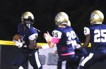Dolphins drown Cougars, 40-0