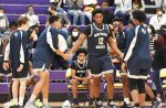 Allen, George post double-doubles in rout of Hanahan