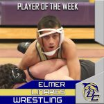 Linares named Player of the Week for Jan. 25-30