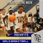 Shaw named Player of the Week for Feb.2-5