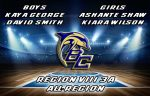 Four players nab All-Region honors